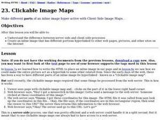Clickable Image Maps Lesson Plan