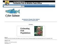 Estimating Fish Populations Lesson Plan