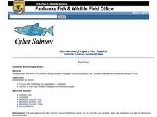 Fisheries Monitoring Lesson Plan