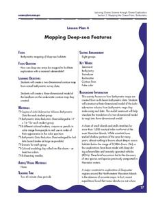 Mapping Deep-sea Features Lesson Plan