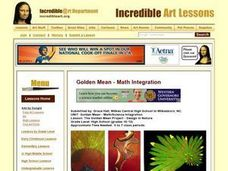 Design in Nature Lesson Plan