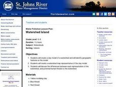 Watershed Island Lesson Plan