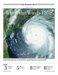 When the Winds Blow Lesson Plan