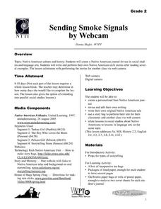 Sending Smoke Signals by Webcam Lesson Plan