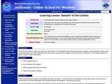 Learning Lesson: Sweatin' to the Coldies Lesson Plan