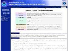 Learning Lesson: The Shadow Knows II Lesson Plan