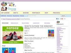 What's Outside the Window Lesson Plan
