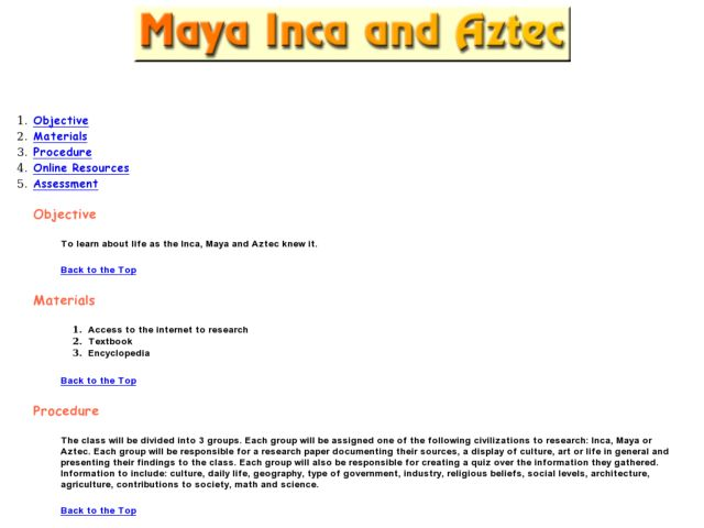 Contributions And Decline Of Maya, Aztec, And Inca Civilizations ...