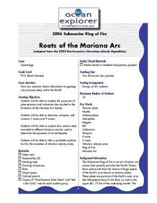 Roots of the Mariana Arc Lesson Plan