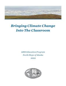 Bringing Climate Change Into the Classroom Lesson Plan