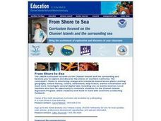 Channel Islands and the Surrounding Sea Lesson Plan