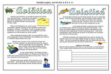 Aviation Worksheet