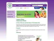 Living With Rules Lesson Plan