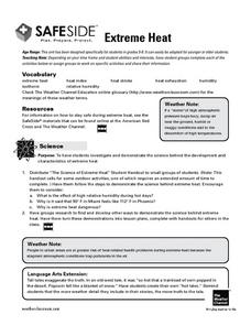 Extreme Heat Lesson Plan