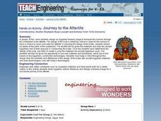 Journey to the Afterlife Lesson Plan