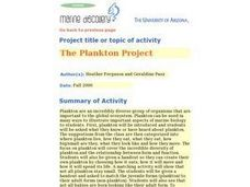 The Plankton Project Activities & Project