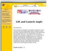 Lift and Launch Angle Lesson Plan