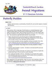 Animal Migrations Lesson Plan