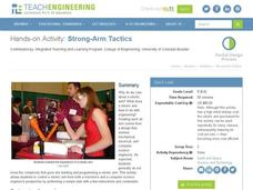 Strong-Arm Tactics Activities & Project