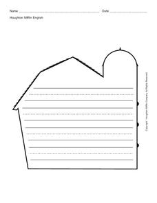 Barn With Silo Worksheet