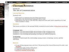 The Art of Communication Lesson Plan
