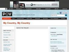 My Country, My Country: To Vote or Not to Vote Lesson Plan