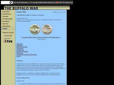 The Buffalo War: A Clash of Cultures Lesson Plan