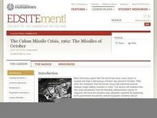 The Missiles of October Lesson Plan