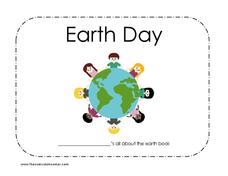 Earth Day Book Writing Prompt