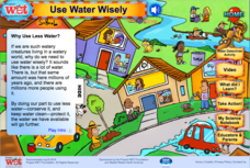 Use Water Wisely Interactive