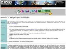 Navigate your Schoolyard Lesson Plan