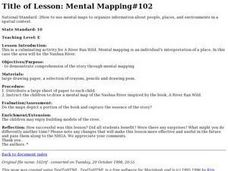 Mental Mapping Lesson Plan