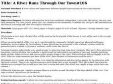 A River Runs Through Our Town Lesson Plan