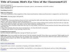Bird's Eye View of the Classroom Lesson Plan