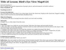 Bird's Eye View Map Lesson Plan