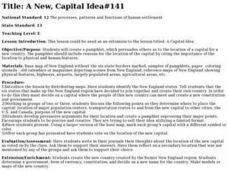 A New, Capital Idea#141 Lesson Plan