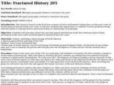 Fractured History 205 Lesson Plan
