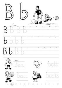 Bb Worksheet