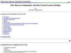 Fair Haven Community and the Grand Avenue Bridge Lesson Plan