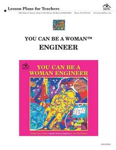 You Can Be a Woman Engineer Lesson Plan