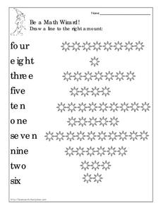Be a Math Wizard! Worksheet