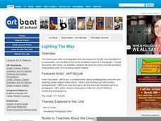 Lighting The Way - Activity 1 Lesson Plan