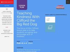 Be Kind Lesson Plan