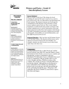 Pictures of Poetry Lesson Plan