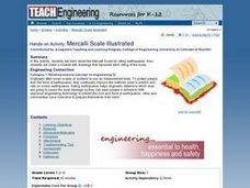 Mercalli Scale Illustrated Lesson Plan