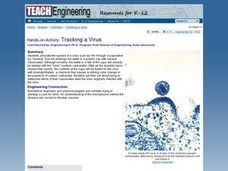 Tracking a Virus Lesson Plan