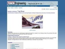 Trig River Lesson Plan