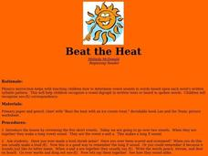 Beat the Heat Lesson Plan