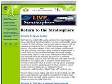 Return to the Stratosphere Lesson Plan