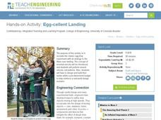 Egg-cellent Landing Activities & Project